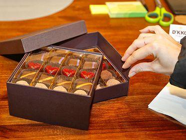 Flor D'KKO, chocolates artesanos hechos a mano