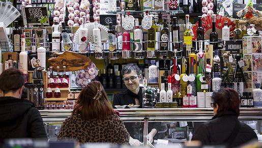 Mercado de La Bretxa (San Sebastián)