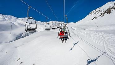 Esquí fin de temporada