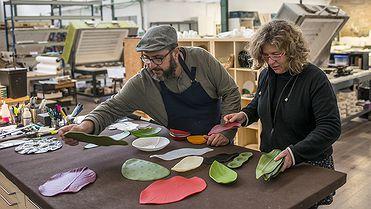 Luesma&Vega: las vajillas de los grandes cocineros