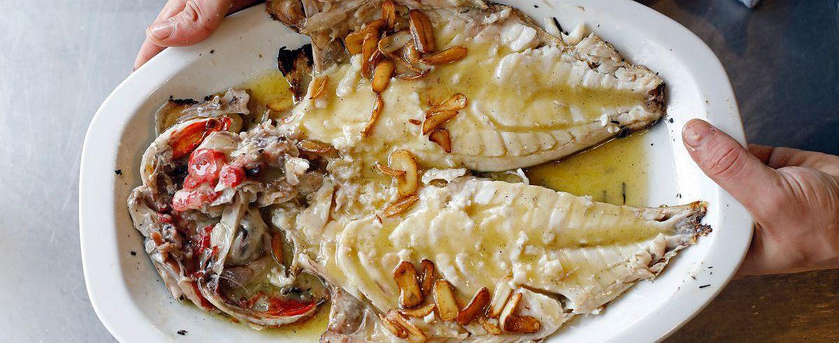 Restaurantes donde comer el besugo de Orio (Guipúzcoa)