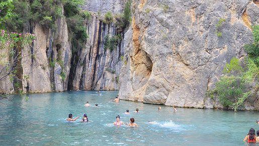 Los diez mejores ríos para bañarse en España