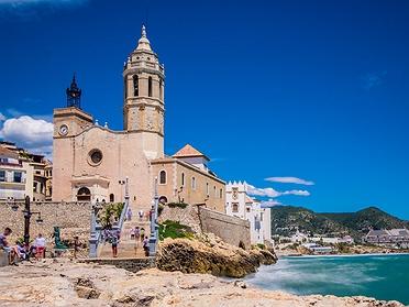La parte más cultural de Sitges