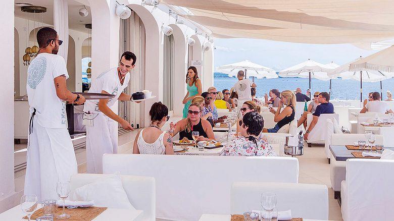 Chiringuitos con encanto y lujo en Mallorca