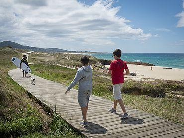 La ruta de 'Fariña' en Galicia
