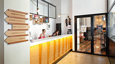 Generator Hostel (Madrid)