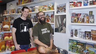 Locales para jugar en Madrid: 'Zacatrús' y 'Epic Board Game Cafe'