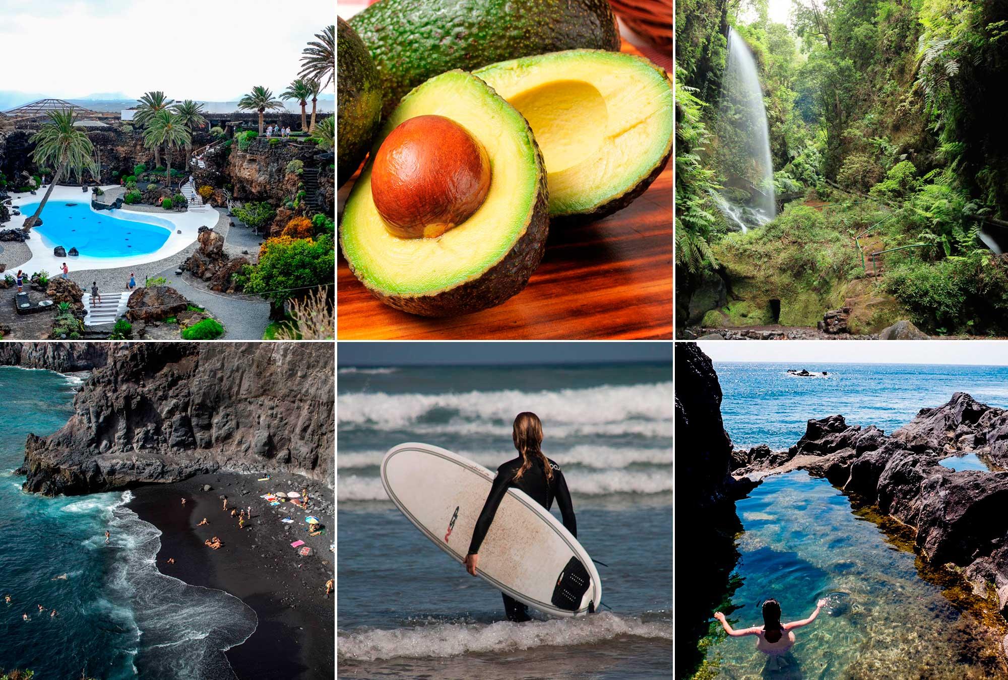 Las islas, llenas de contrastes, ofrecen todo tipo de opciones al viajero.