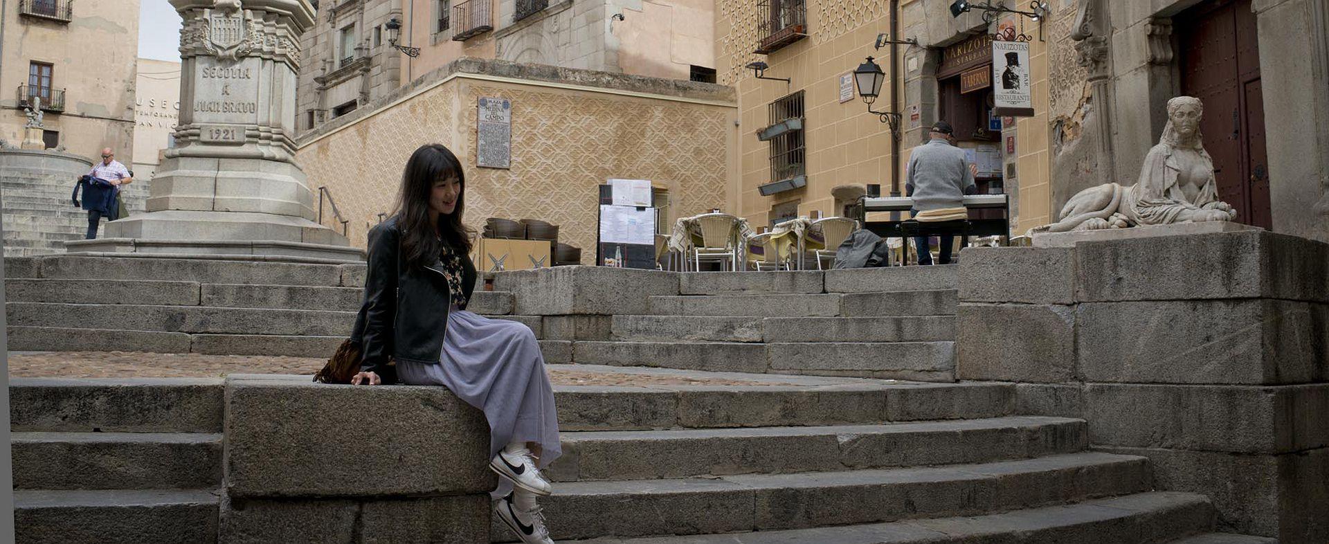 Un fin de semana en Segovia con Jan Morris, la mejor escritora de viajes del mundo