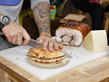 Porchettas en Madrid: dónde comer las mejores porchettas