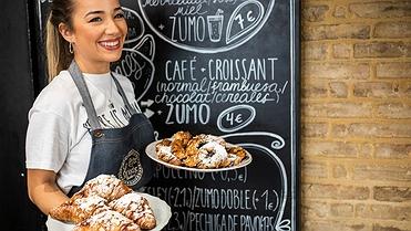 Cafeterías valencianas de dulces: 'Dulce de leche', 'Artysana', 'La Petite Brioche' y 'Ubik Café'