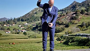 Seis sidras espumosas y de hielo gourmet de Asturias