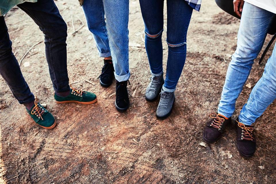El calzado elegante para los jóvenes de hoy. Foto: Facebook Pompeii.