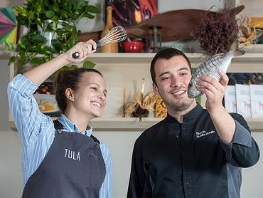 'Tula': restaurante de cocina de autor en Jávea