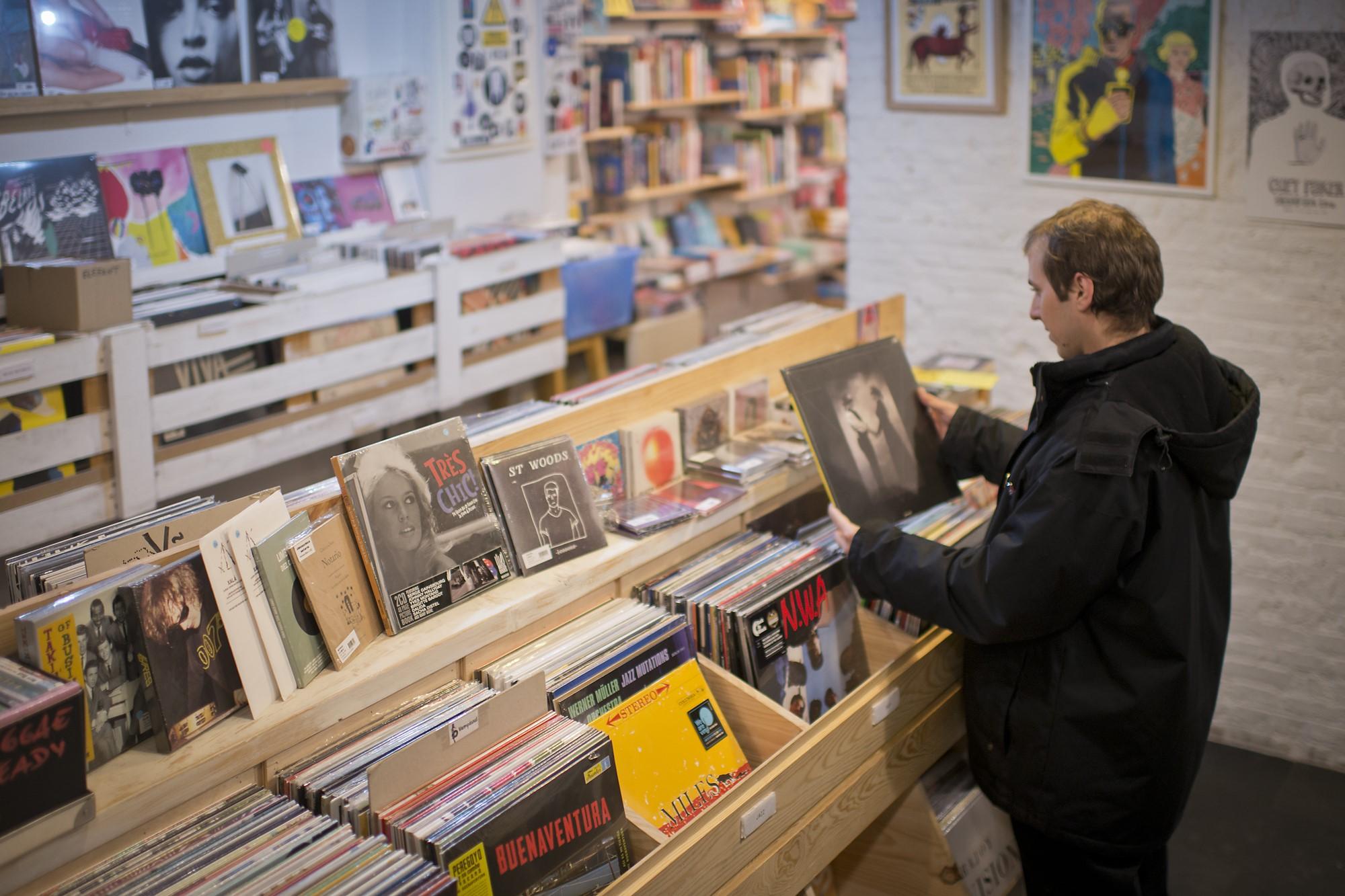 f06ed0d70d Tiendas de discos de vinilo en Madrid más famosas
