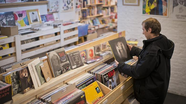 Tiendas de discos de vinilo en Madrid más famosas