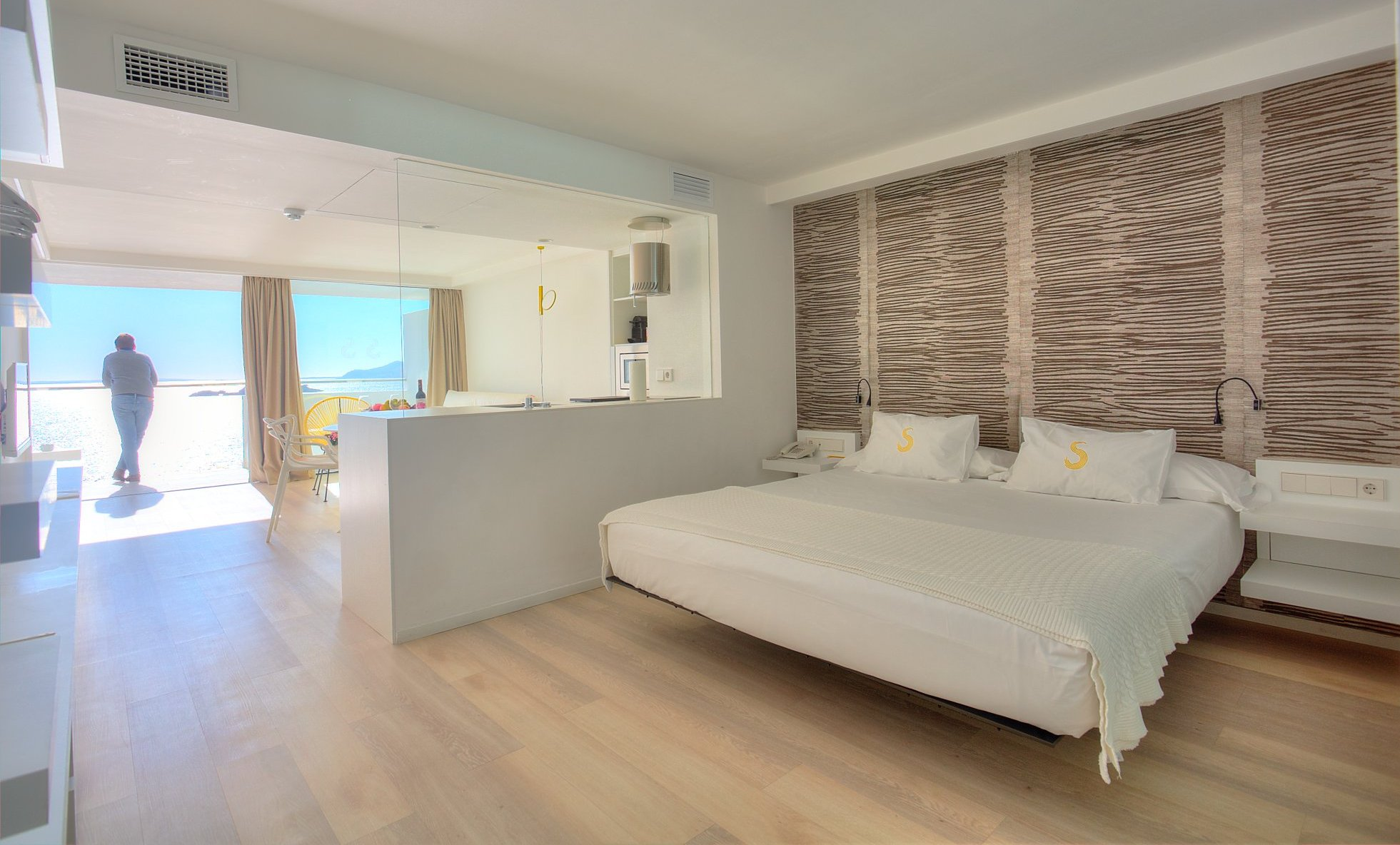 Apartamentos Sub Ibiza Suites - Apartamento boutique