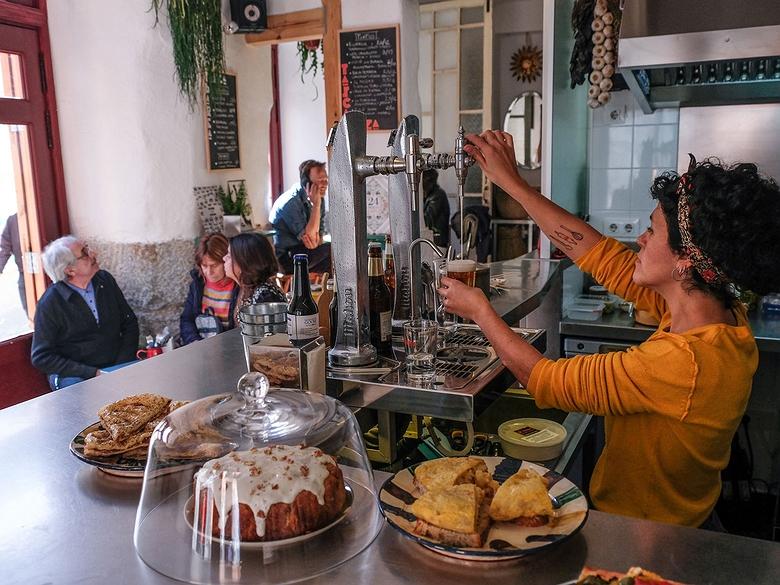 Tasca 'Barea': cañas y tapas de calidad en Lavapiés (Madrid)