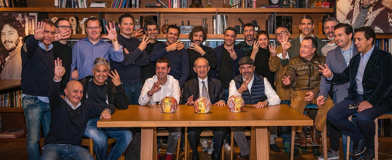 Los chefs con 3 Soles Guía Repsol (gala 2019)