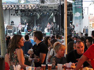 Festivales musicales gastronómicos