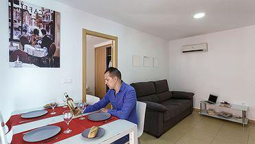 Apartamentos 'Santa Bárbara' (Alicante)