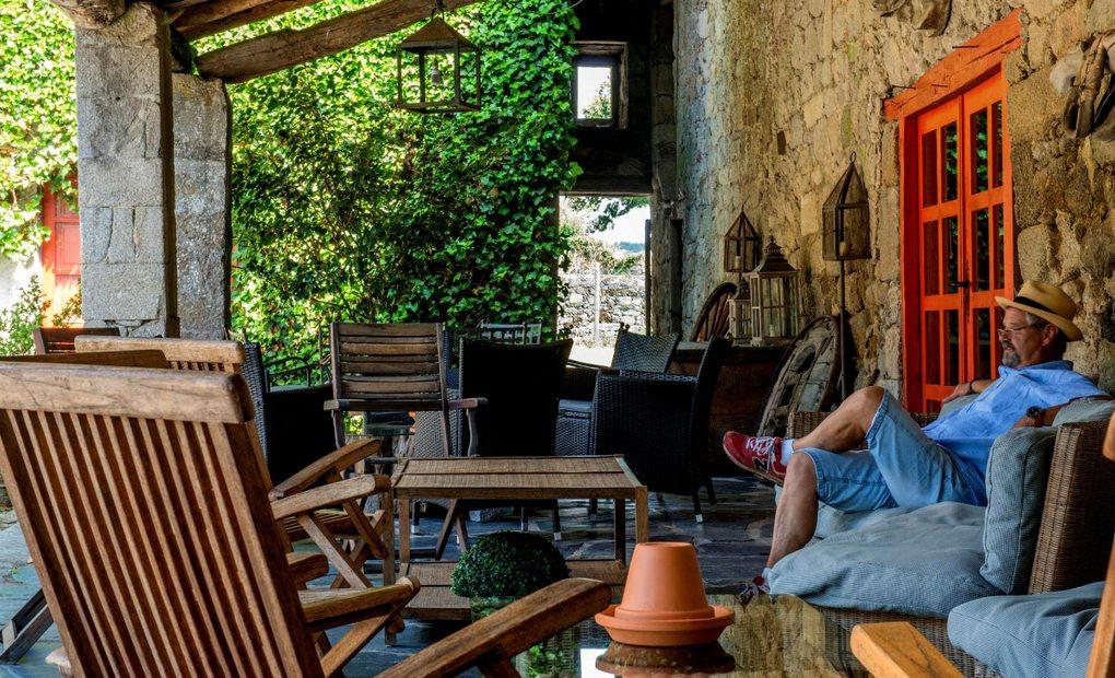 Alojamientos con encanto en galicia pazos reconvertidos gu a repsol - Casas rurales con encanto en galicia ...