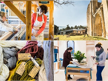 Ábbatte: artesanía textil del siglo XXI