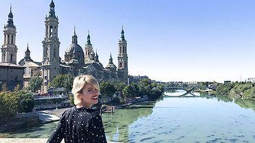 Adriana Abenia: sus destinos, hoteles y restaurantes favoritos