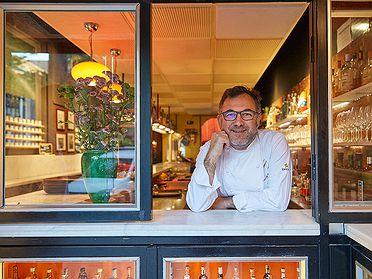 Restaurante Dos Palillos (Barcelona)