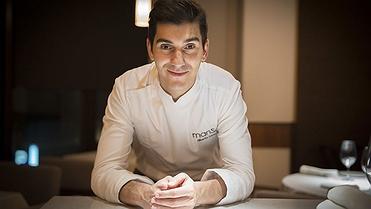 Alberto Lareo (restaurante 'Manso', Santiago de Compostela)