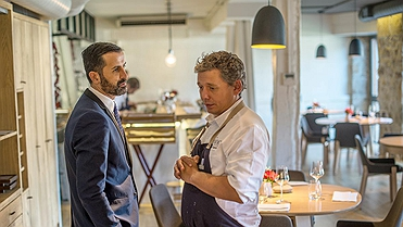 Los restaurantes favoritos de Álvaro Garrido ('Mina')