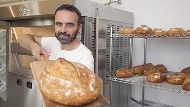 Panadería del 'Cenador de Amós' (Villaverde de Pontones, Cantabria)