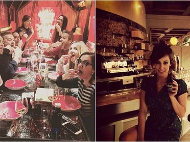 Ana Morgade: sus restaurantes, hoteles y viajes favoritos