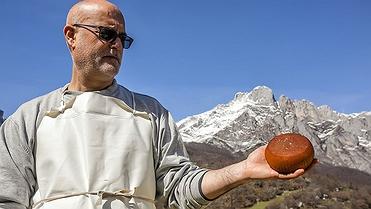 Quesos de Cantabria: Quesucos de Liébana