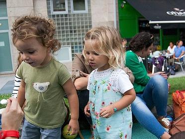Aperitivo en A Coruña apto para niños