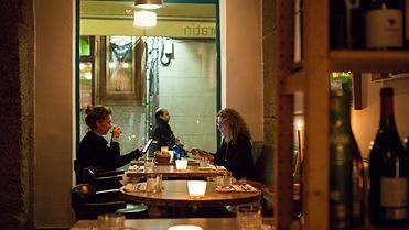 Restaurantes en el Barrio de Las Letras (Madrid)