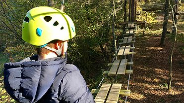 Aventura en Euskadi con niños
