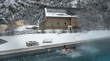 Hoteles del Balneario de Panticosa (Huesca)