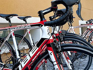 Bed & Breakfast & Bici: hoteles para cicloturistas