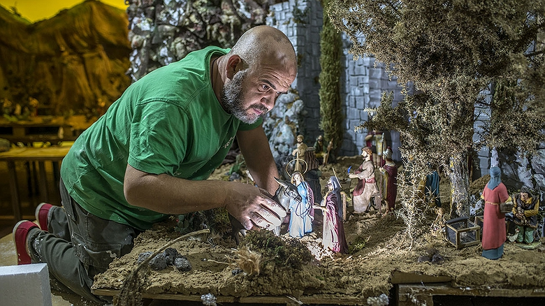 Belén bíblico de Jerez de los Caballeros (Badajoz)