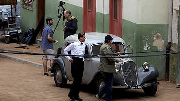 La ruta de Brad Pitt en Canarias