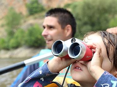 Planes con niños en la provincia de Segovia