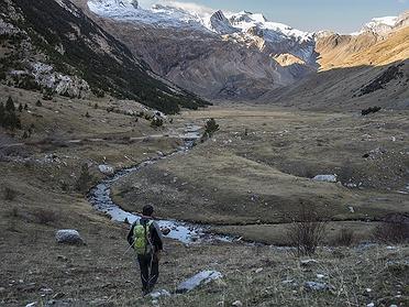 Valles de Bujaruelo y Otal, Parque Nacional de Ordesa (Huesca)