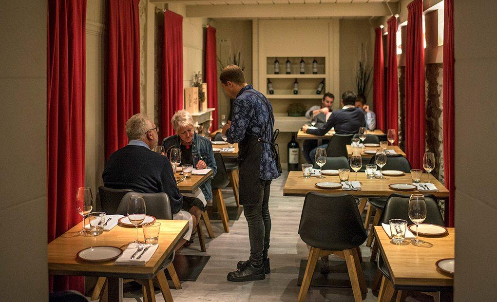 Mi Pueblo Ad >> Restaurante Ad Hoc Cascanueces (Bilbao) | Guía Repsol