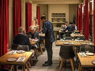 Restaurante 'Ad Hoc Cascanueces' (Bilbao)