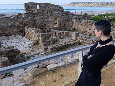 Ruta en moto por la Cádiz romana