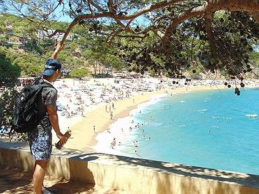 Caminos de ronda por la Costa Brava