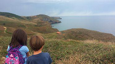 Rutas fáciles por los acantilados de Cantabria
