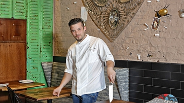 Los restaurantes y hoteles favoritos de Carlos Maldonado ('Raíces')