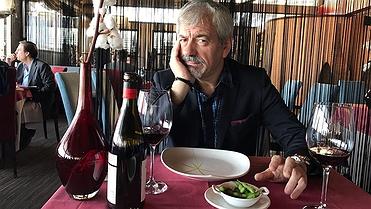 """""""El restaurante 'La huerta de Tudela' es un lugar mágico para comer, con unas verduras excepcionales"""""""